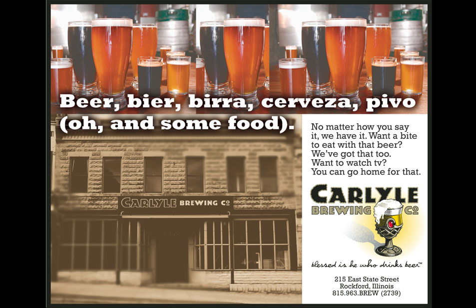 carlyle-brewing-co-print-ad-design