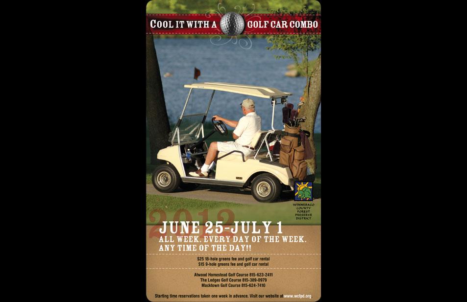wcfpd-golf-series-print-ad-car-design
